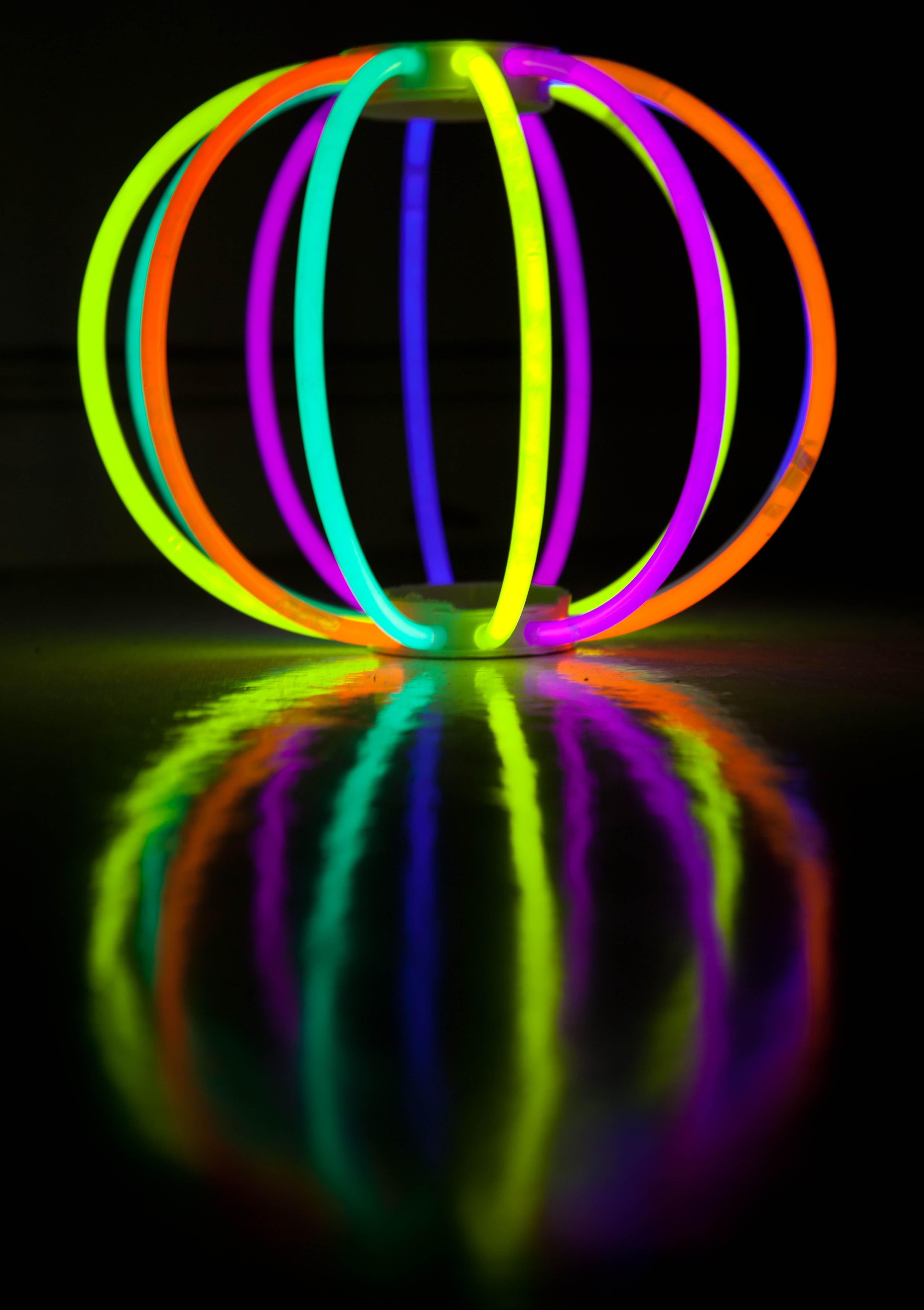 Glowstick History