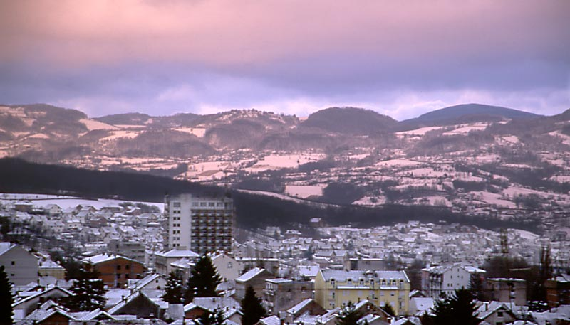 Gornji Milanovac – Wikipedija