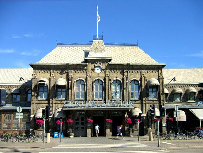 Gothenburg Central Station