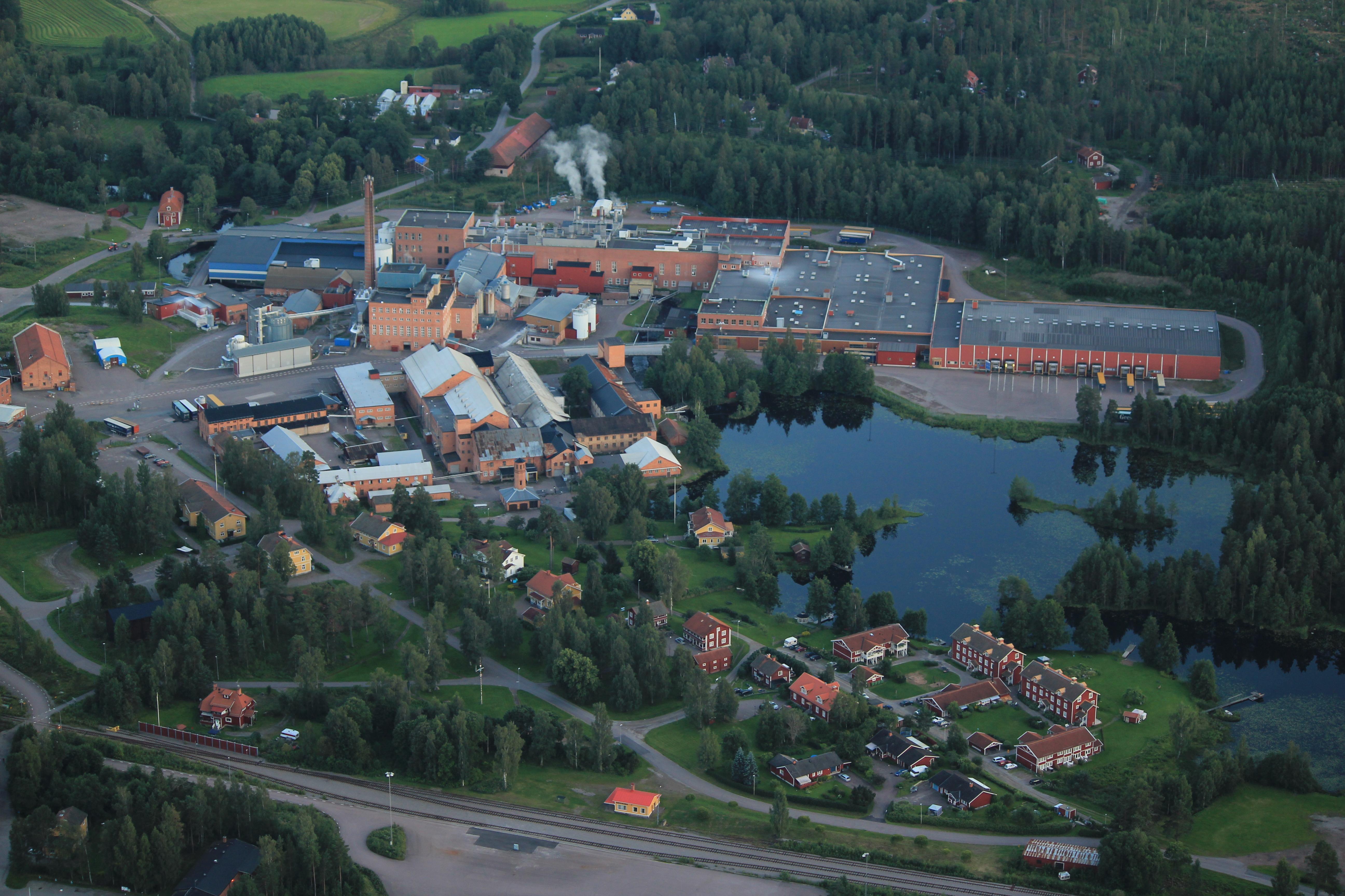 grycksbo bergsgrden - Dalarnas museum