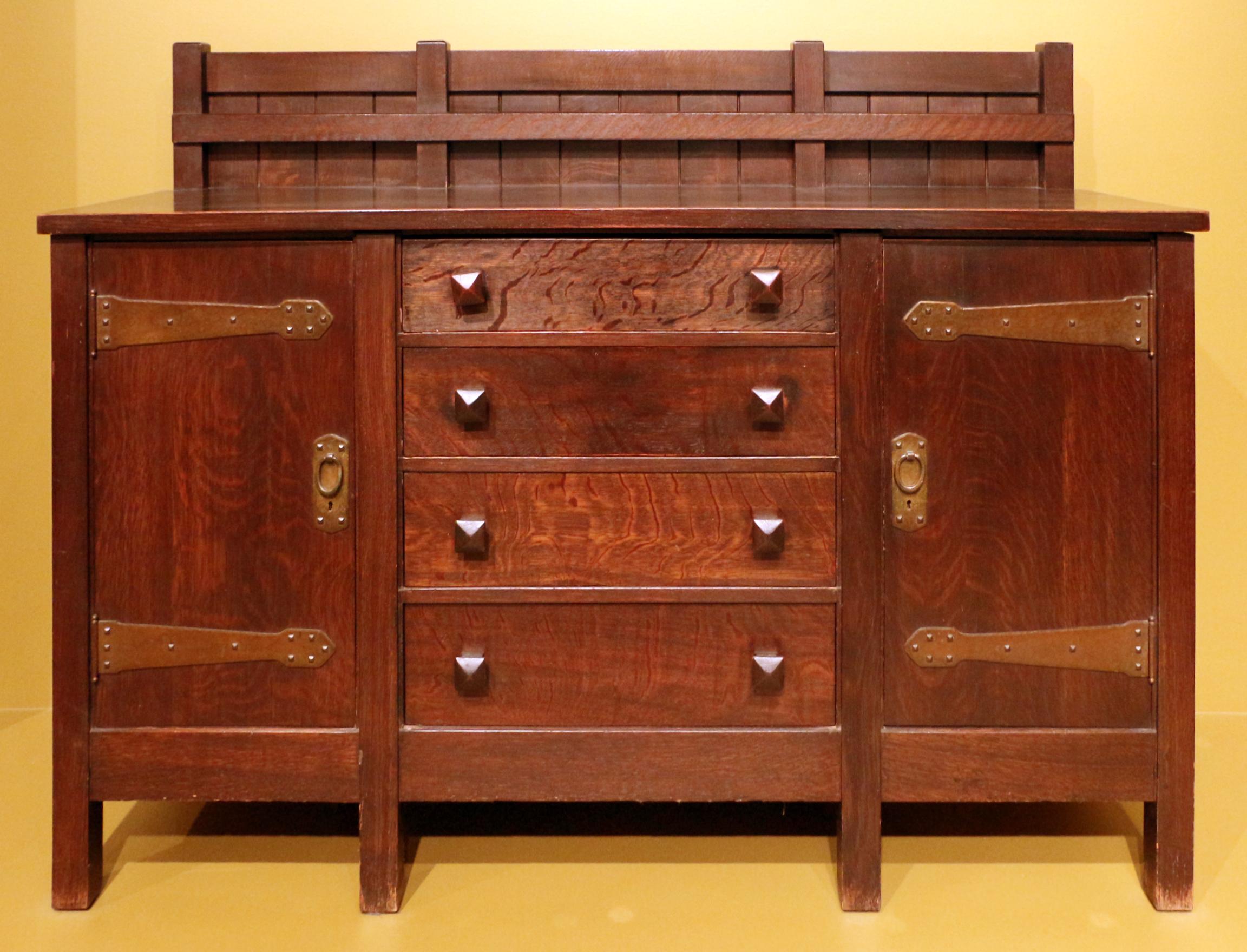 La Credenza Wikipedia : File gustav stickley per craftsman workshop credenza eastwood nt