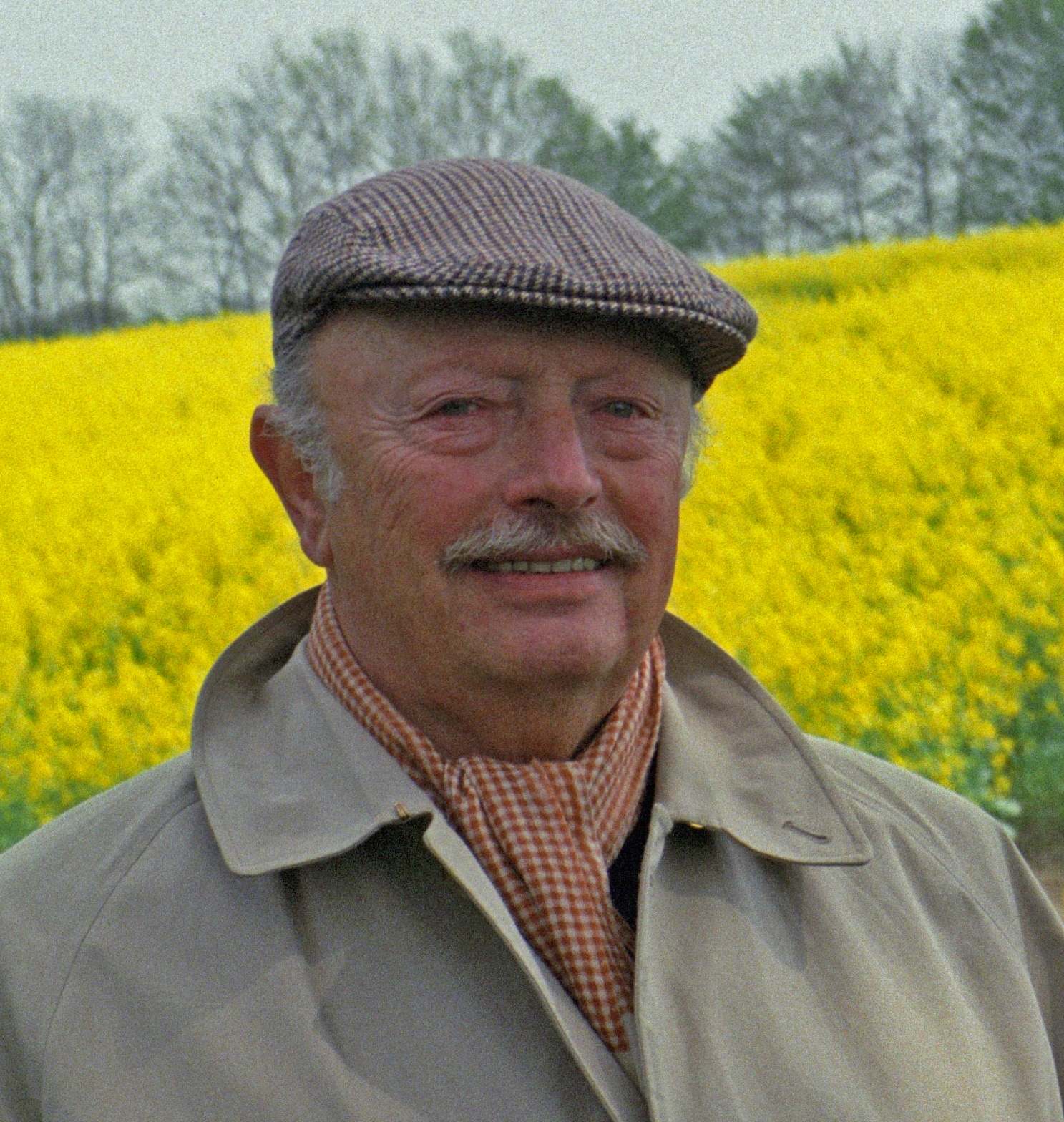 Gyula Trebitsch tot