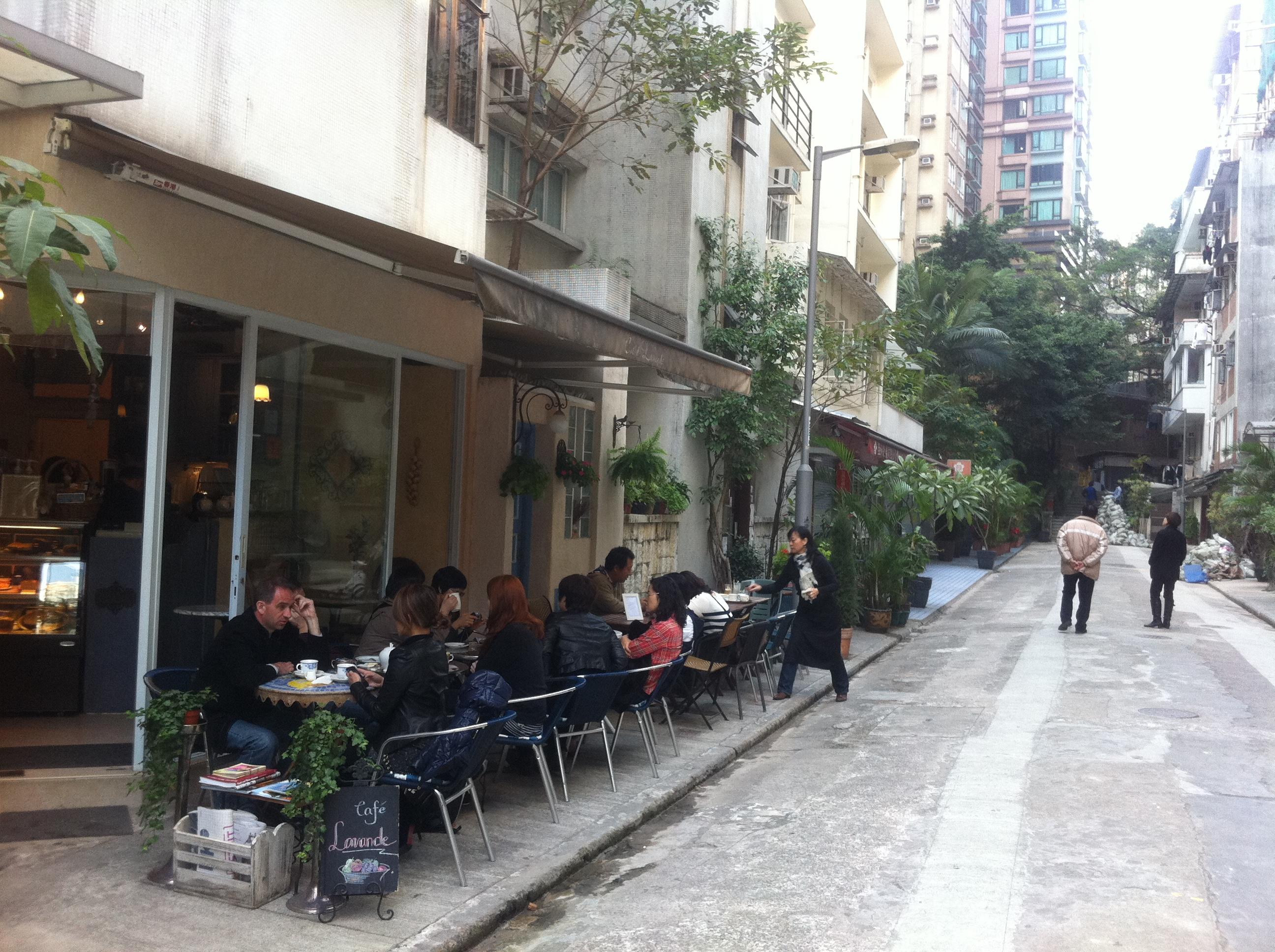 Terrace Cafe Restaurant