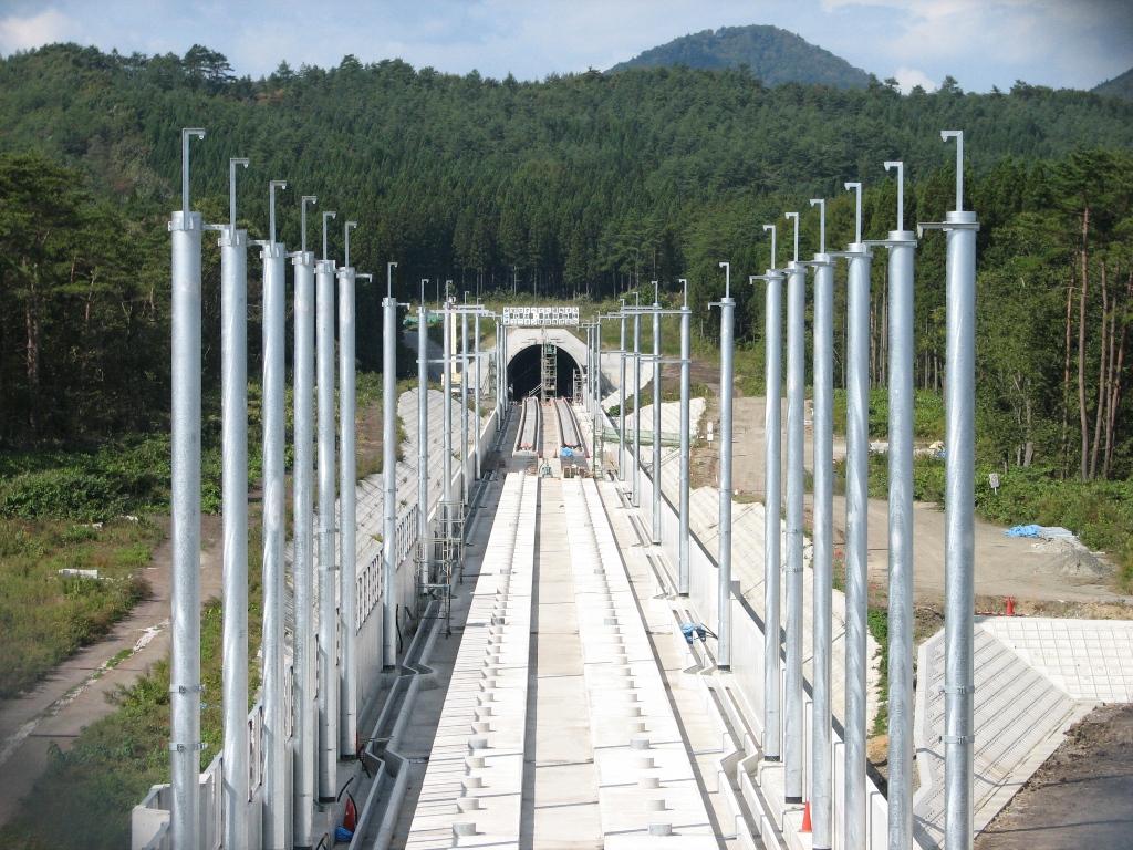 Sobrelistas los t neles m s largos del mundo for Construction de tunnel