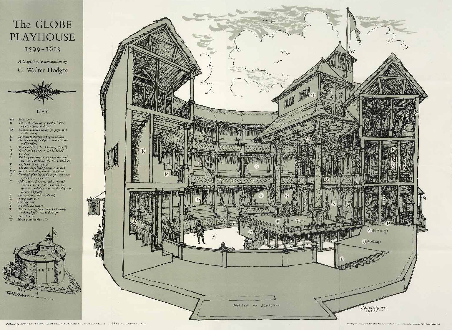 an overview of the history construction and design of globe theatre An overview of the history, construction and design of globe theatre pages 1 words 309 view full essay more essays like this: not sure what i'd do without @kibin.