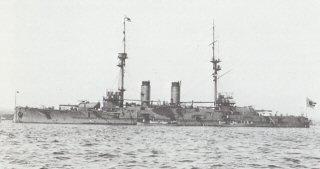 Japanese battleship <i>Kashima</i> Katori-class battleship