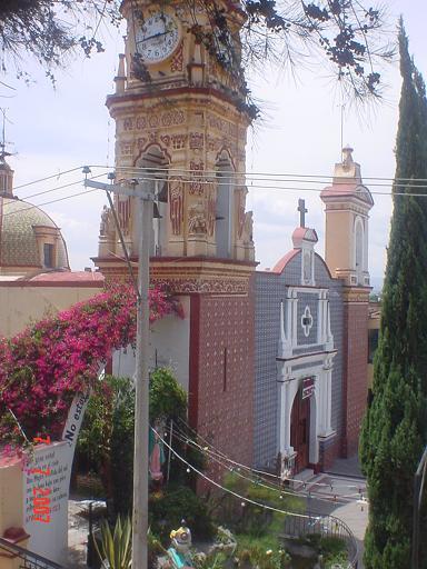 Santa mar a moyotzingo wikipedia la enciclopedia libre for Jardin 3 marias puebla