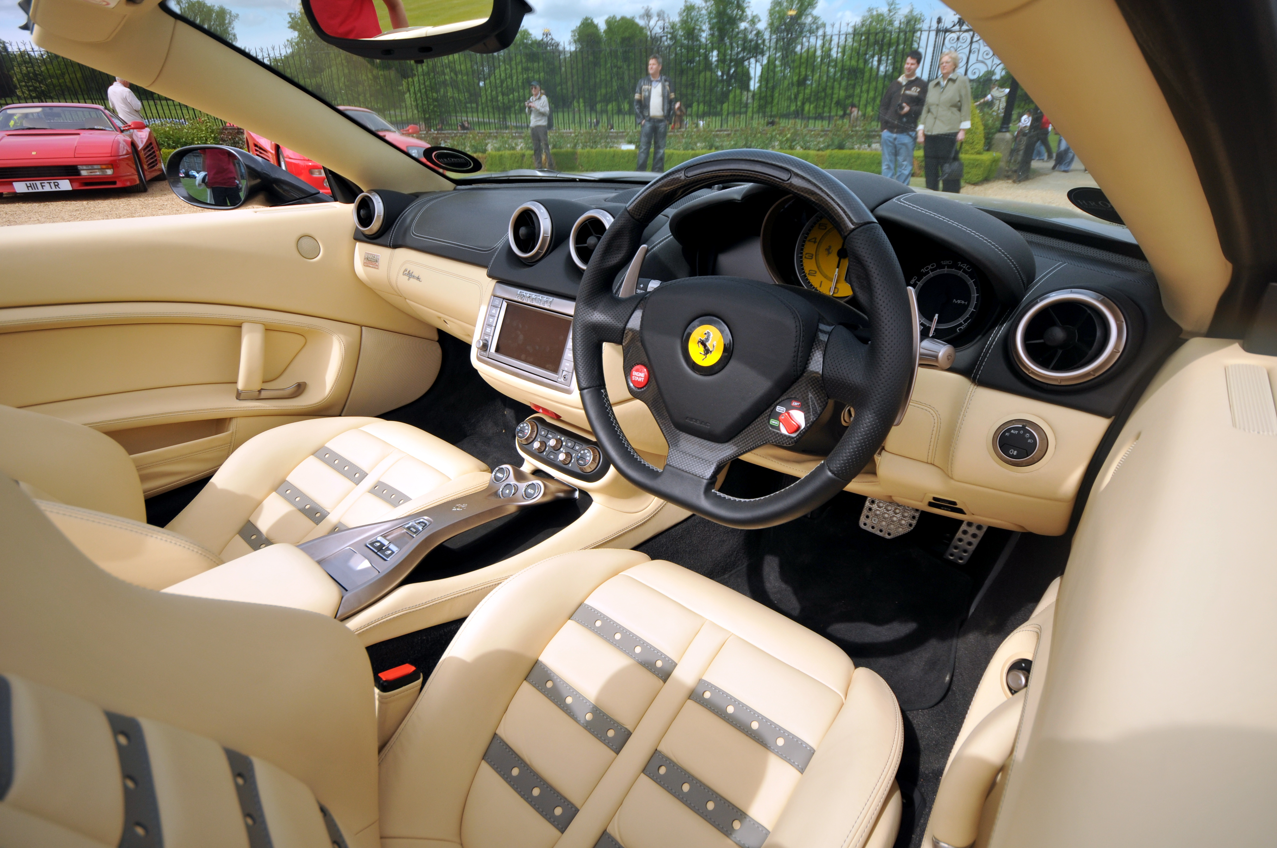 Best Car Interiors Under K