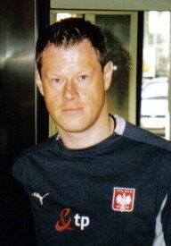 Jacek Krzynówek Polish footballer