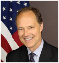 James B. Cunningham American diplomat
