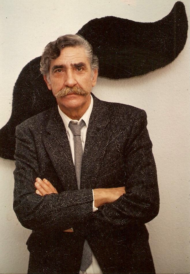 Depiction of Javier Basilio