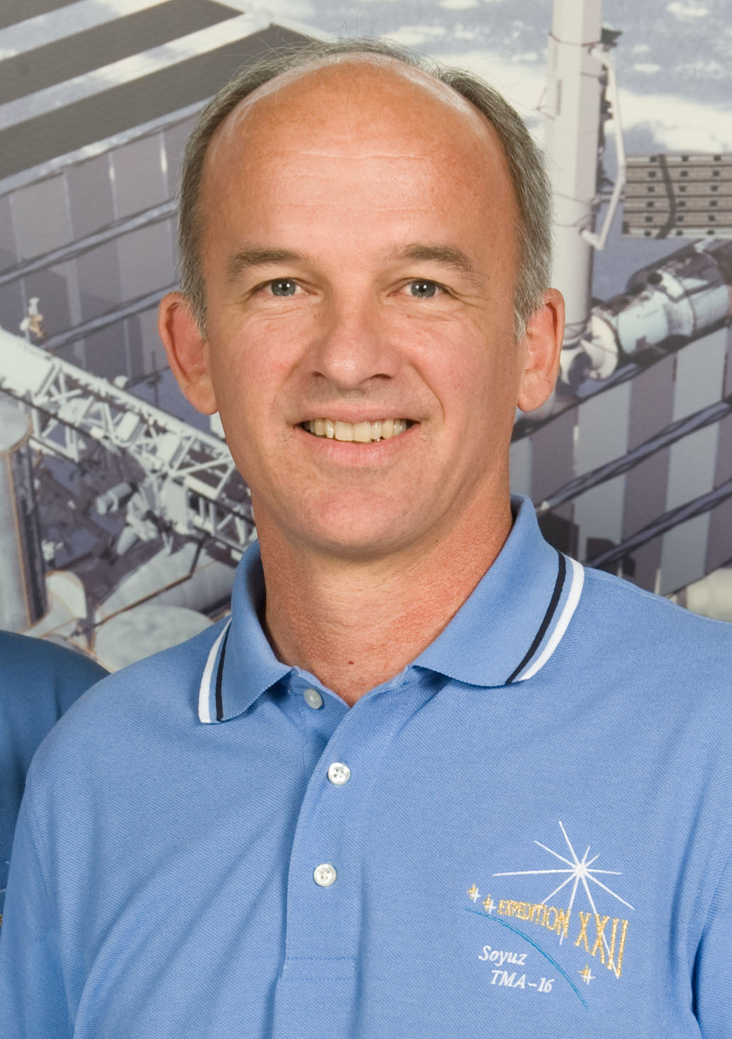 jeffrey williams  astronaut