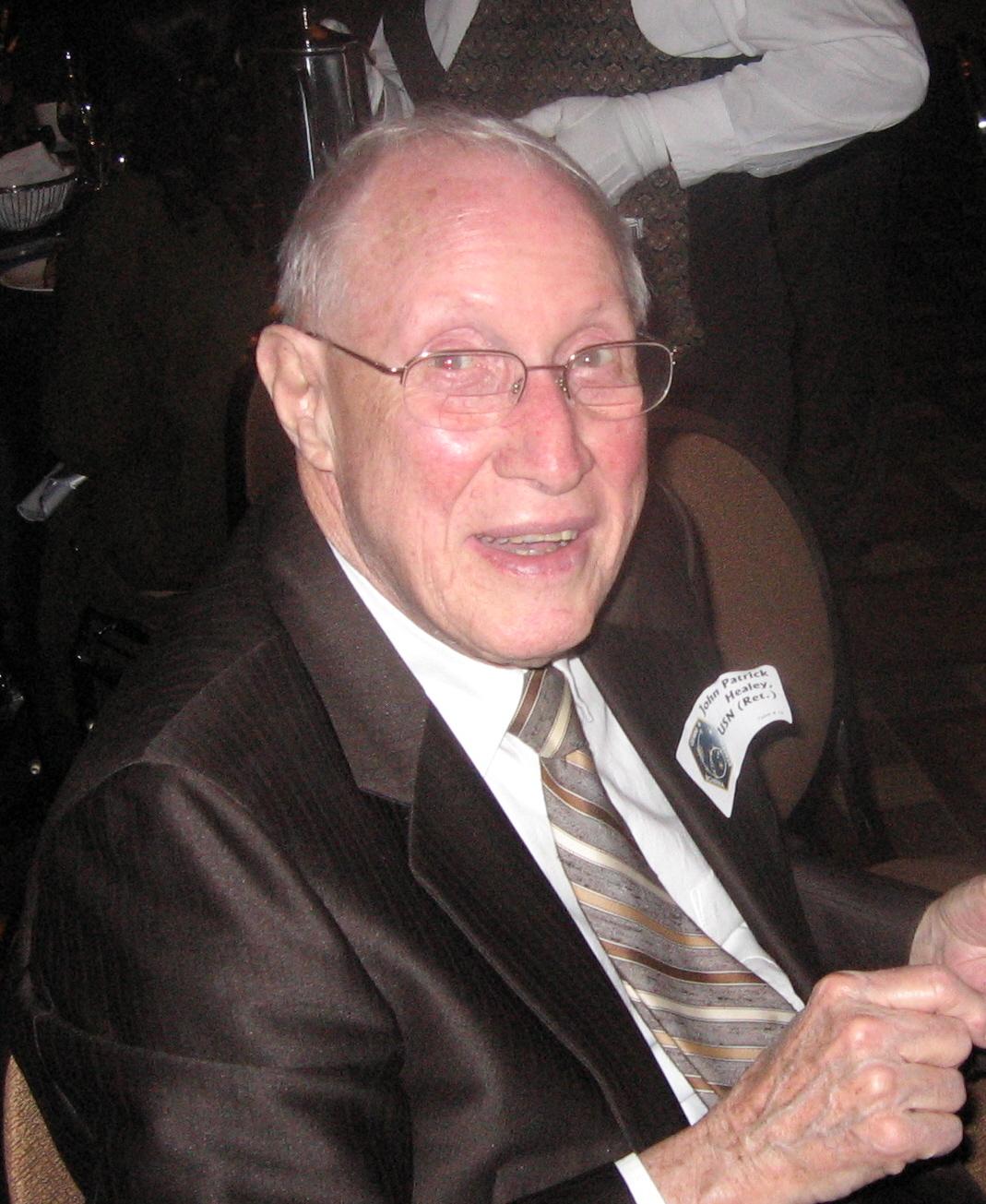 John P . Healey
