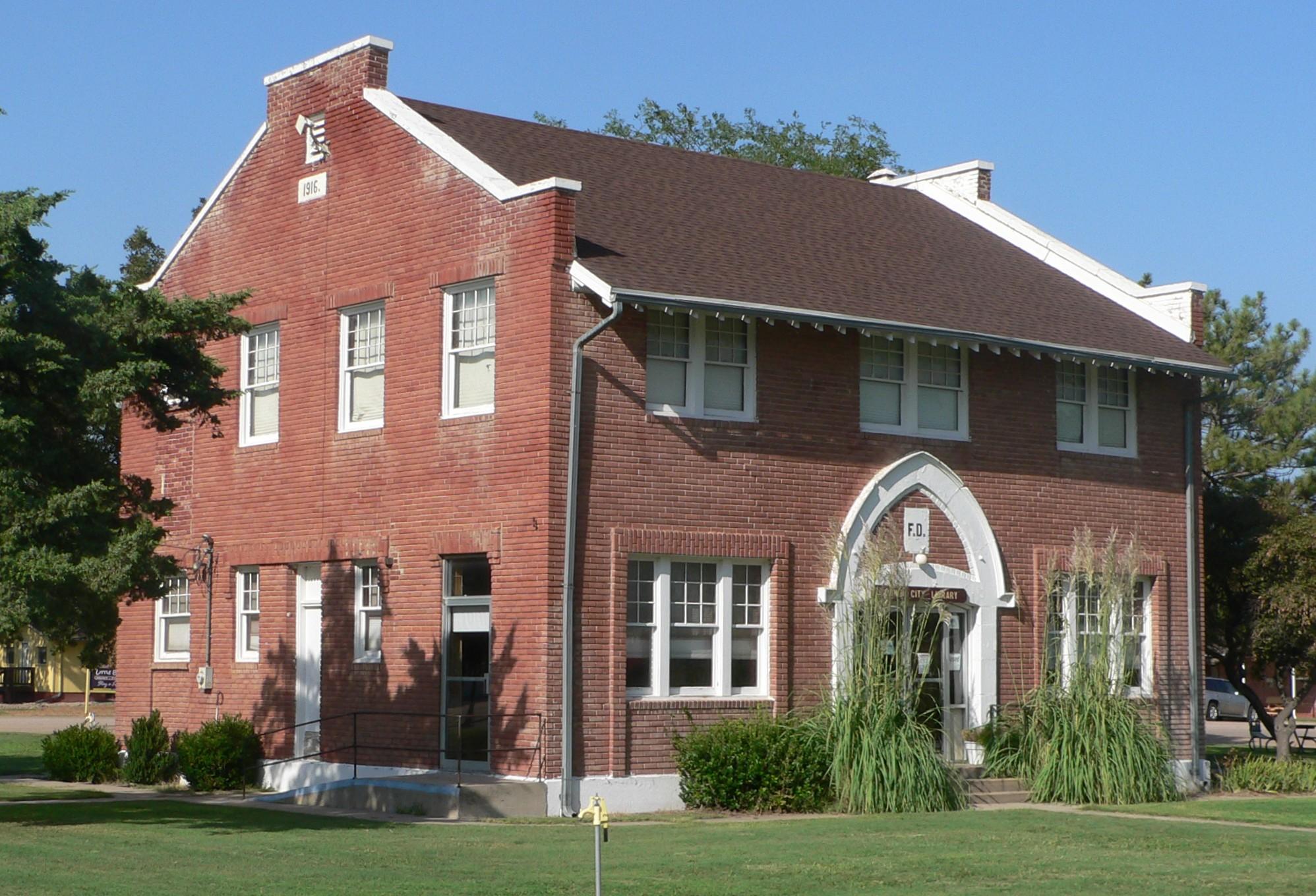 Kansas phillips county kirwin - File Kirwin Kansas City Hall From Sw 1 Jpg