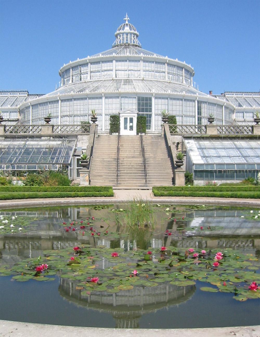Orto botanico di copenaghen wikipedia - Immagini di giardini di villette ...