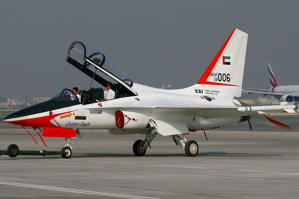 File:Korea Aerospace T-50 Golden Eagle, South Korea - Air Force