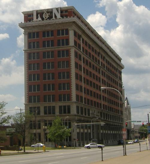 L&n Office Building Louisville