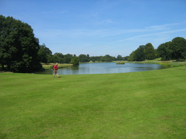 Lake at Blickling Hall - geograph.org.uk - 1479181