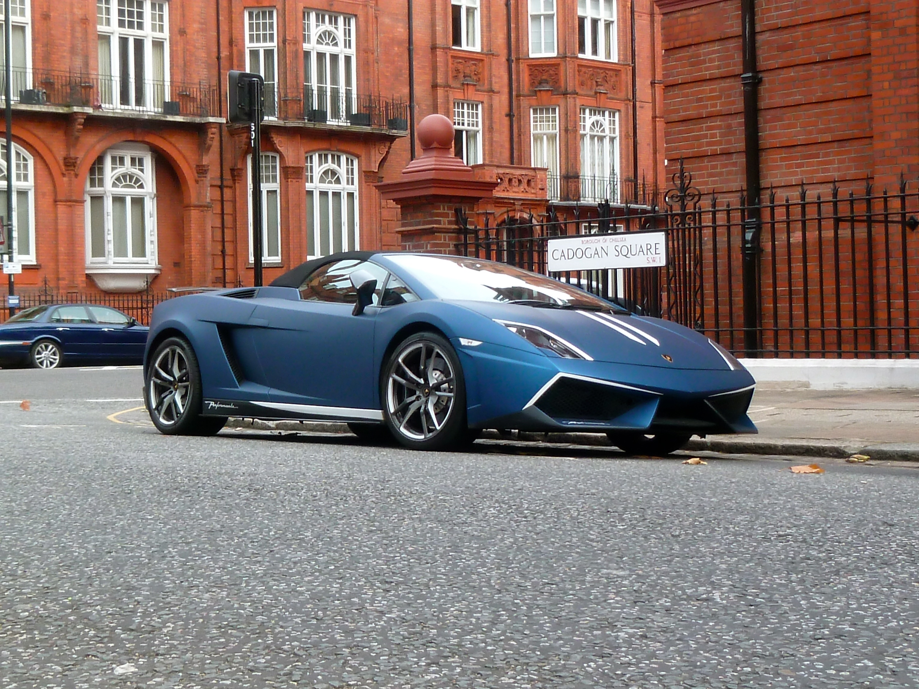 File Lamborghini Gallardo Lp570 4 Spyder Performante Ben In London
