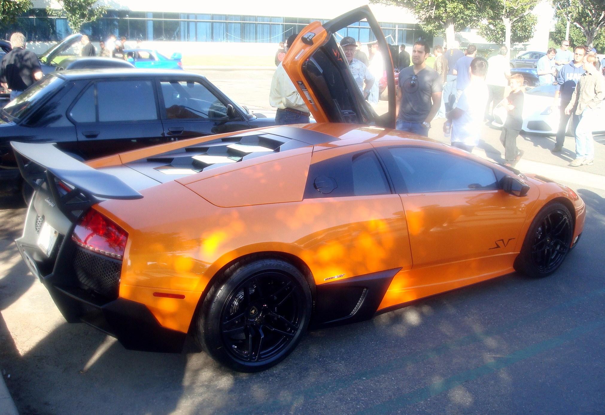 Lamborghini Murcielago Pics 8