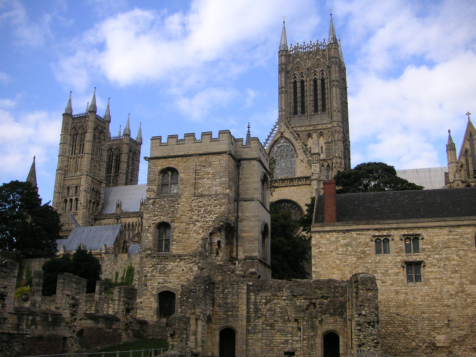 Lincoln Cathedral Parking Information | Lincolnshire.org