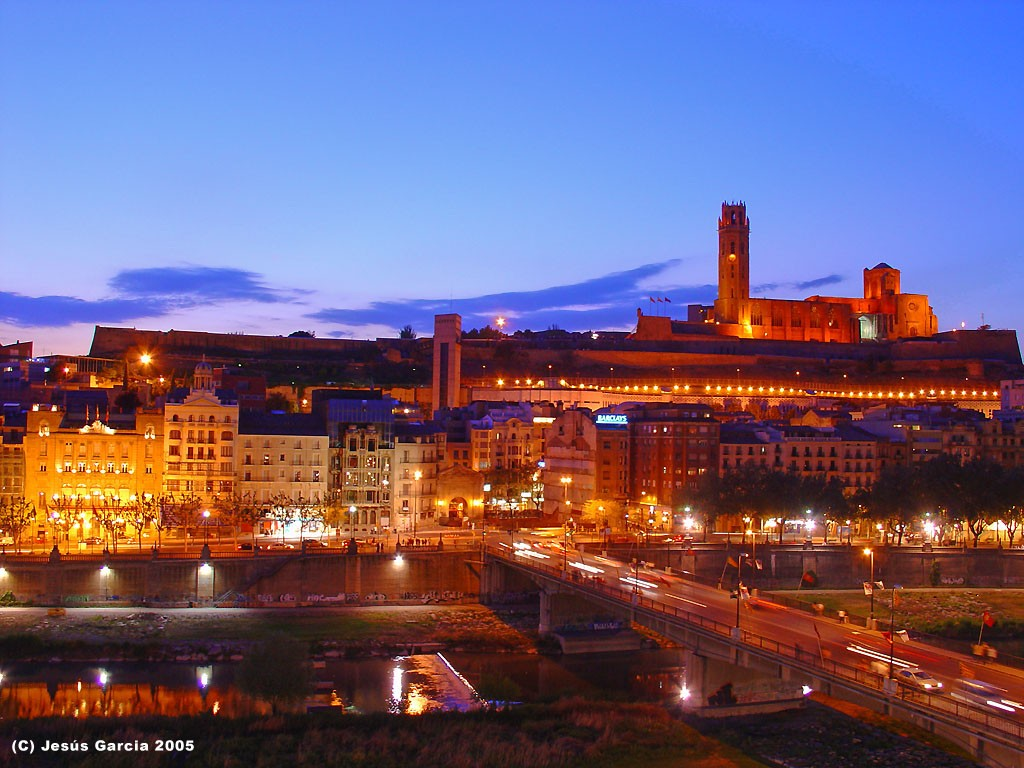 Where we live :D Lleida-Imatge_de_la_Seu