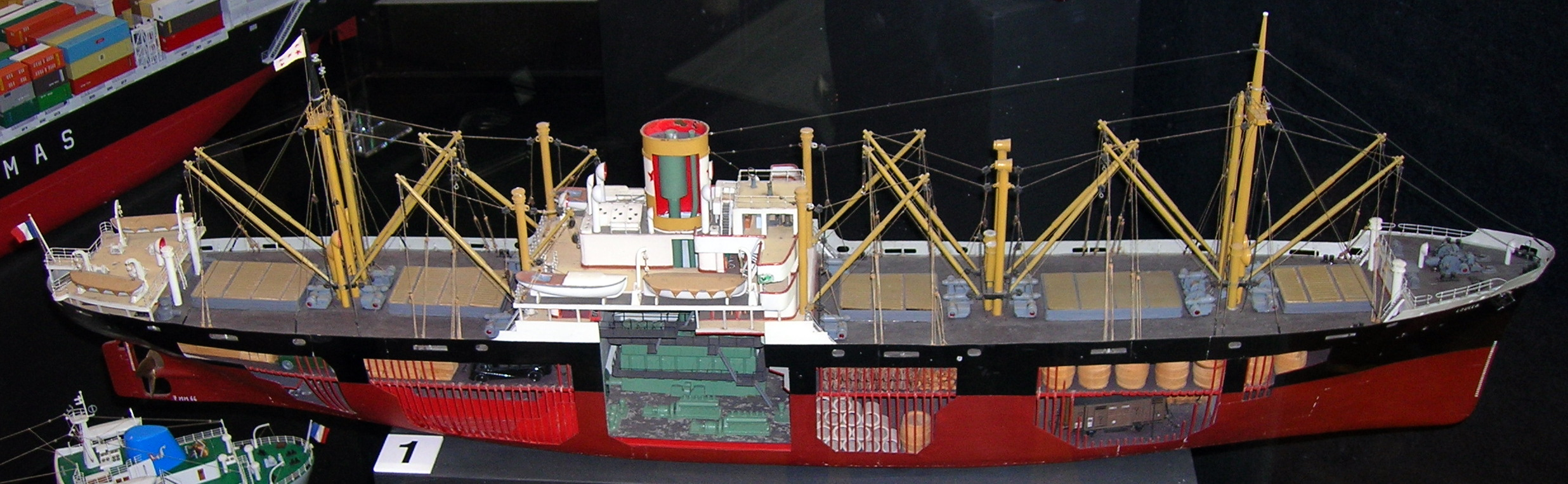 File:Loulea cargo ship model.jpg - Wikimedia Commons
