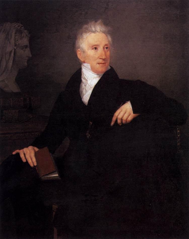 Ludovico Lipparini - Portrait of Count Leopoldo Cicognara - WGA13068.jpg