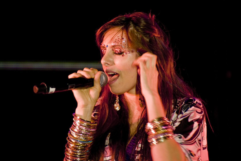 Mala Rodríguez en 2008