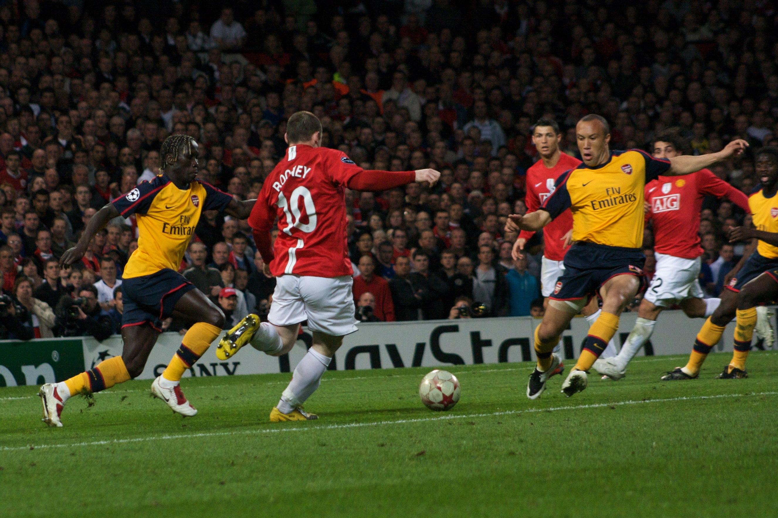 File Man Utd Vs Arsenal 2009 04 29 Jpg Wikimedia Commons