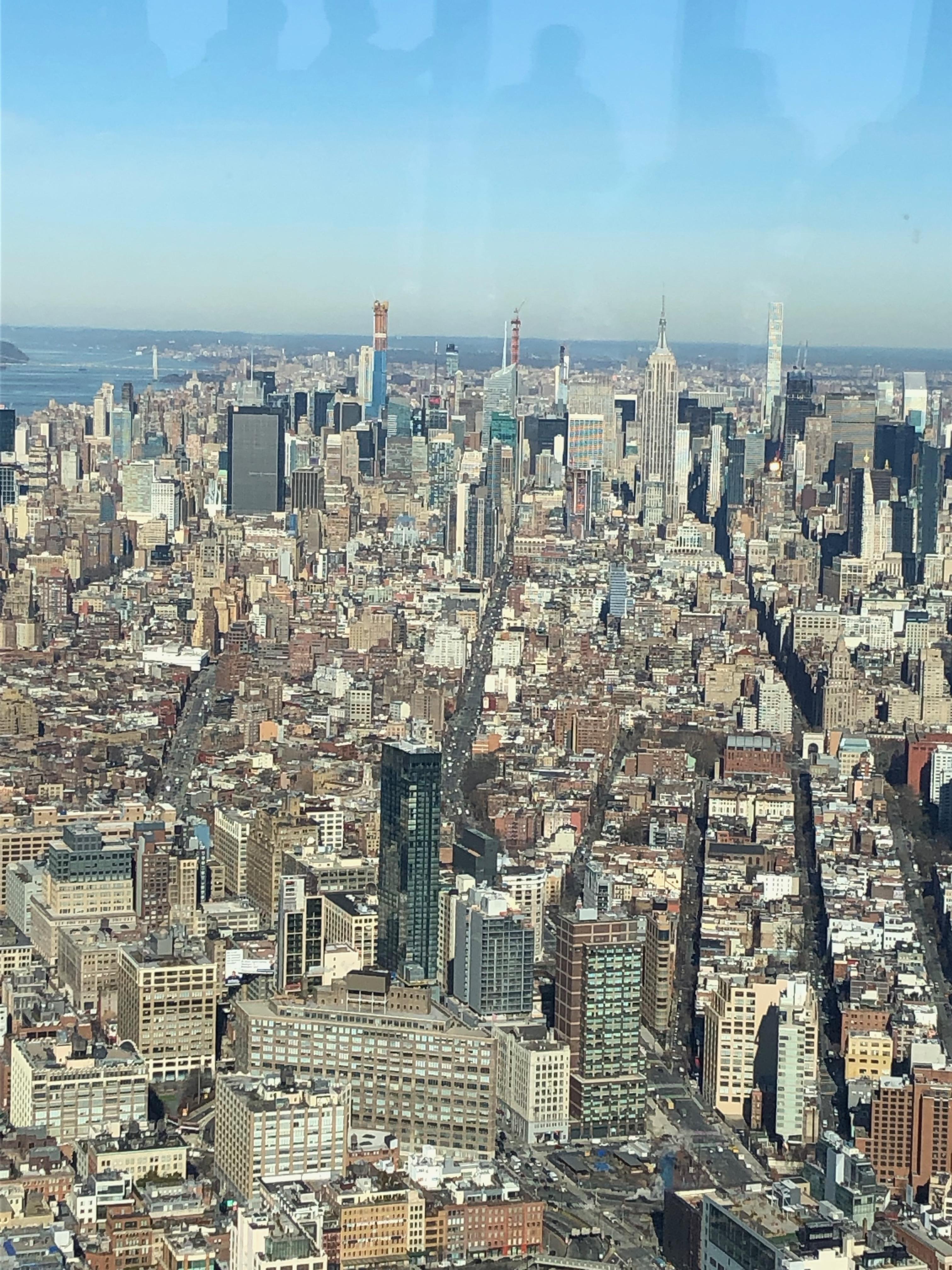 Rencontres dans Manhattan montrent