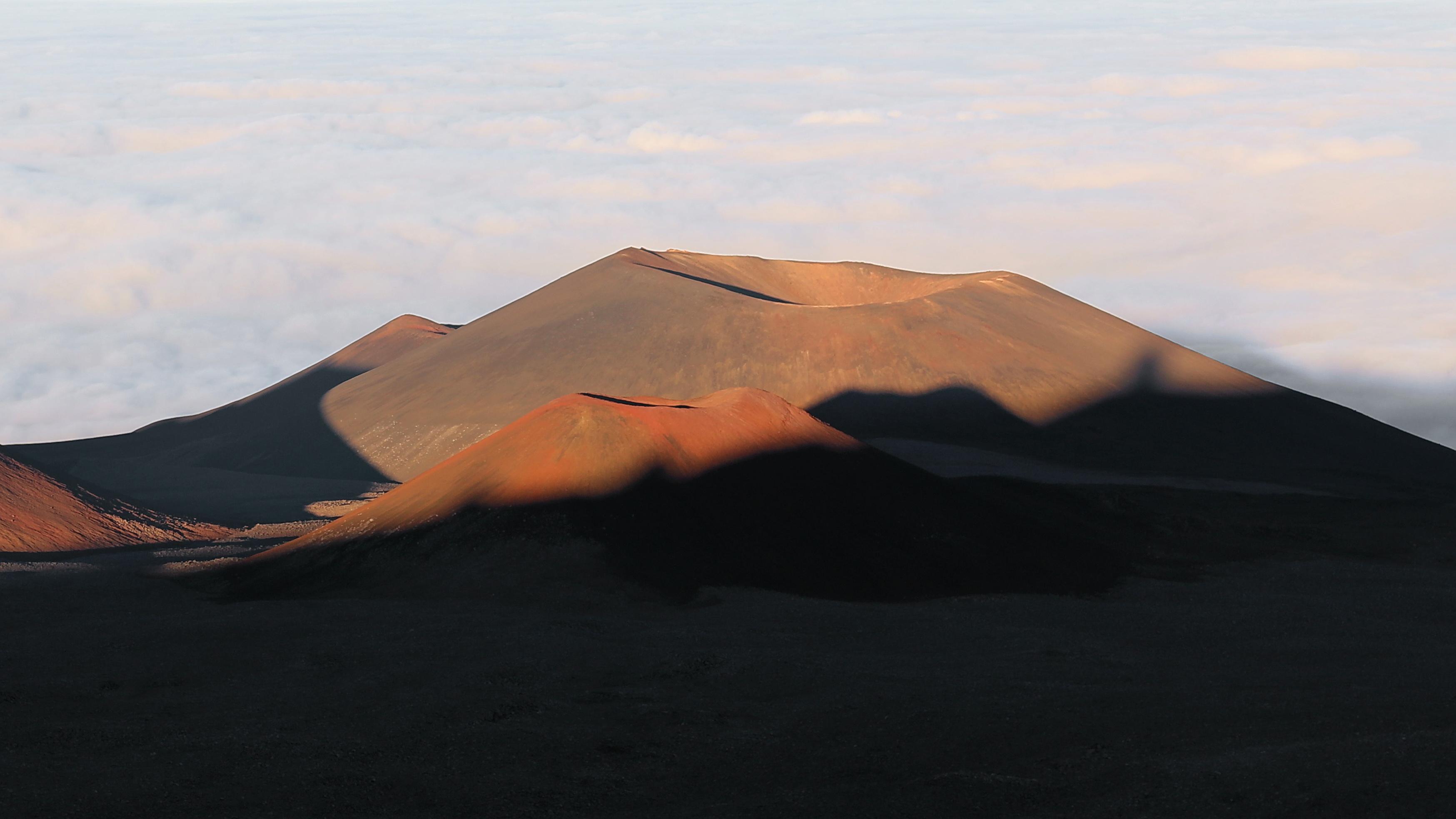 mauna kea volcano - HD3496×1967