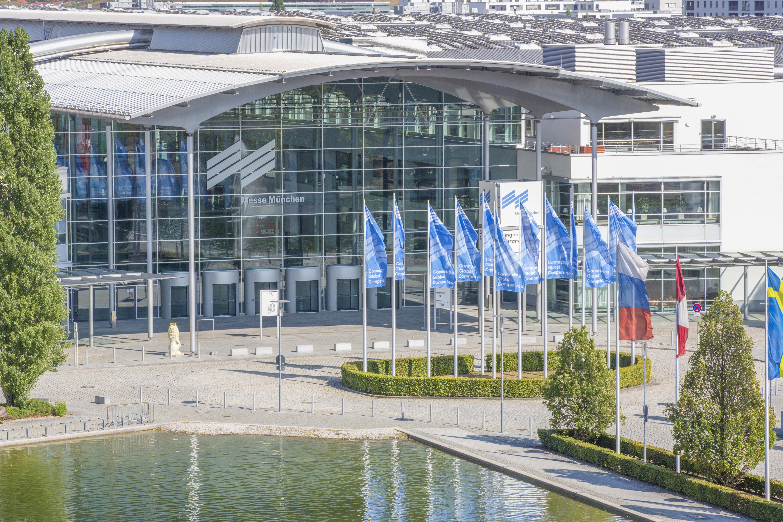 More than just a trade fair venue - Messe München International ...