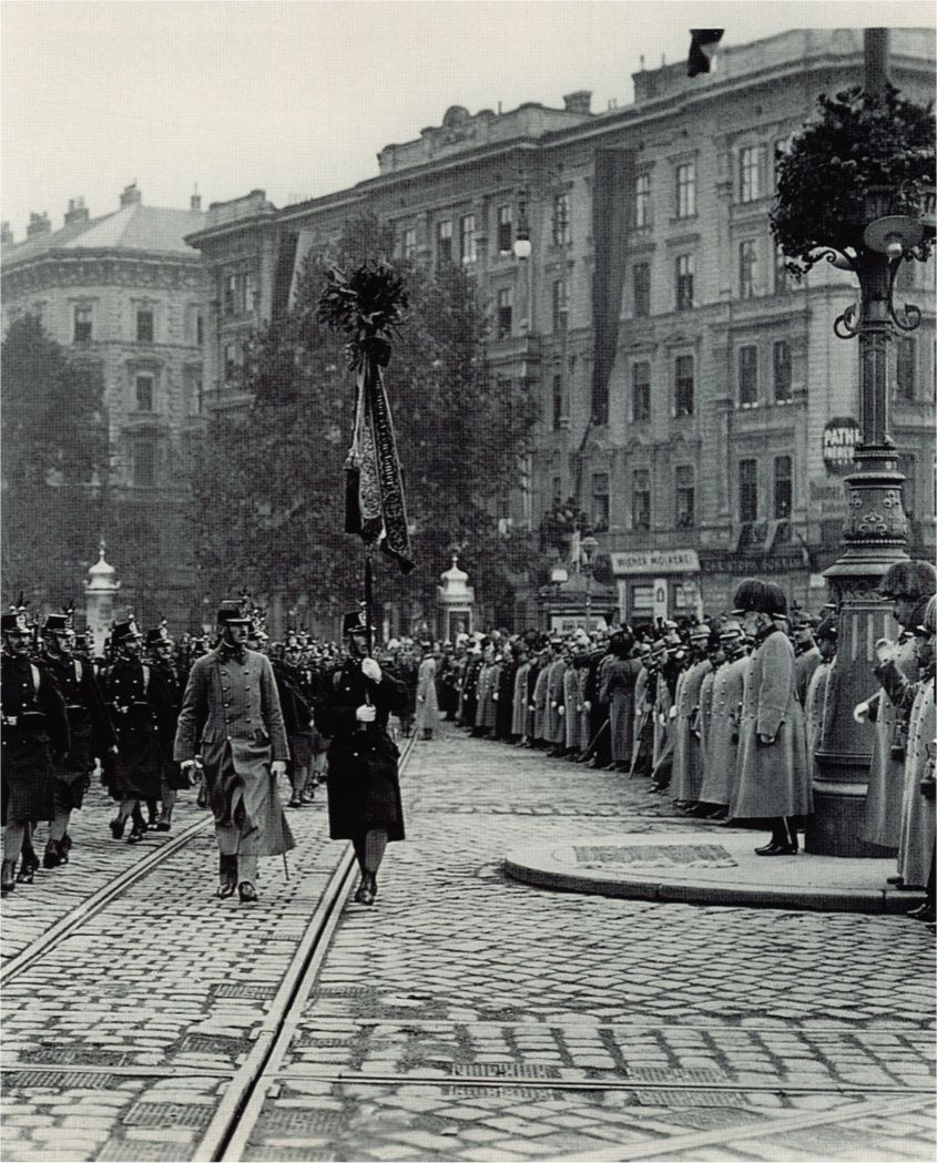File:Militärparade ringstrasse wien.jpg - Wikipedia, the free ...: en.wikipedia.org/wiki/File:Militärparade_ringstrasse_wien.jpg
