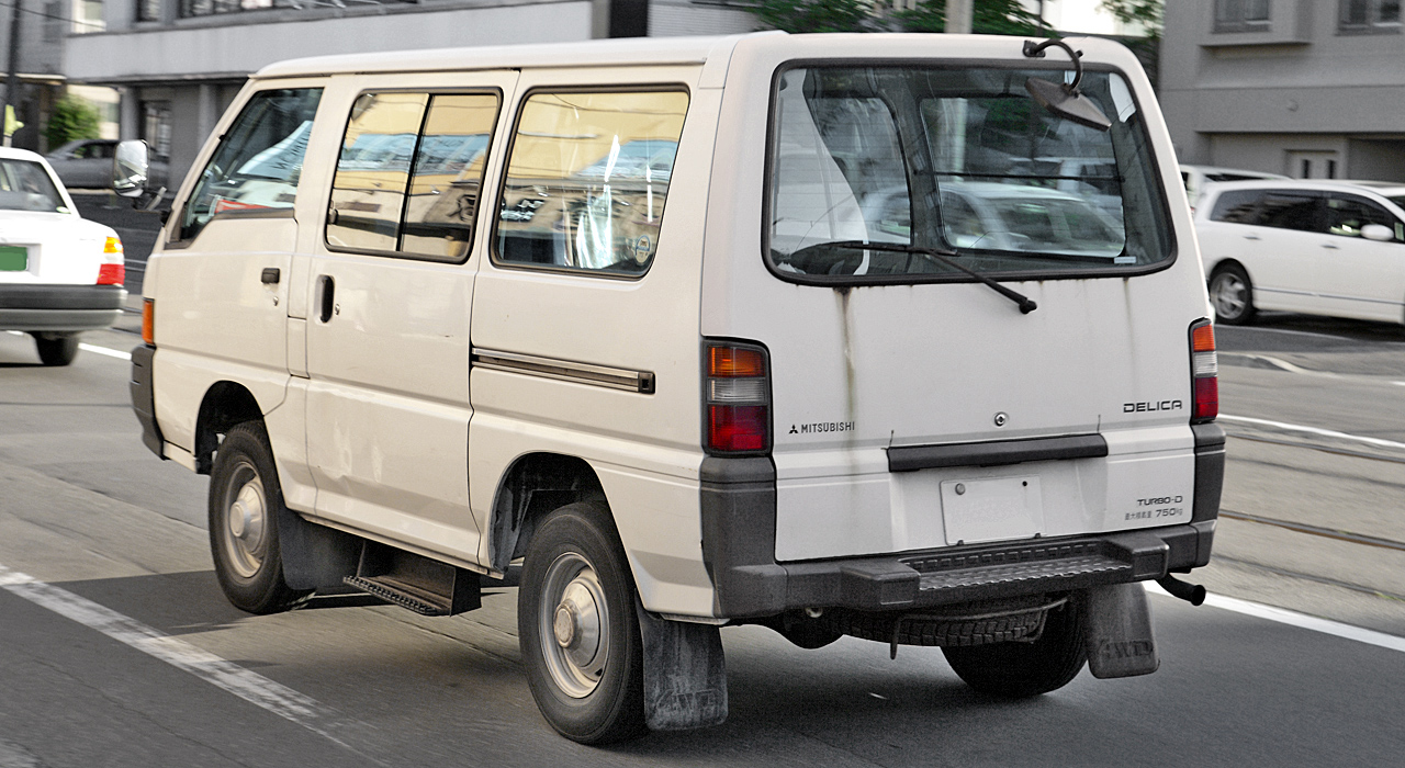 1990 Mitsubishi Delica Star Wagon