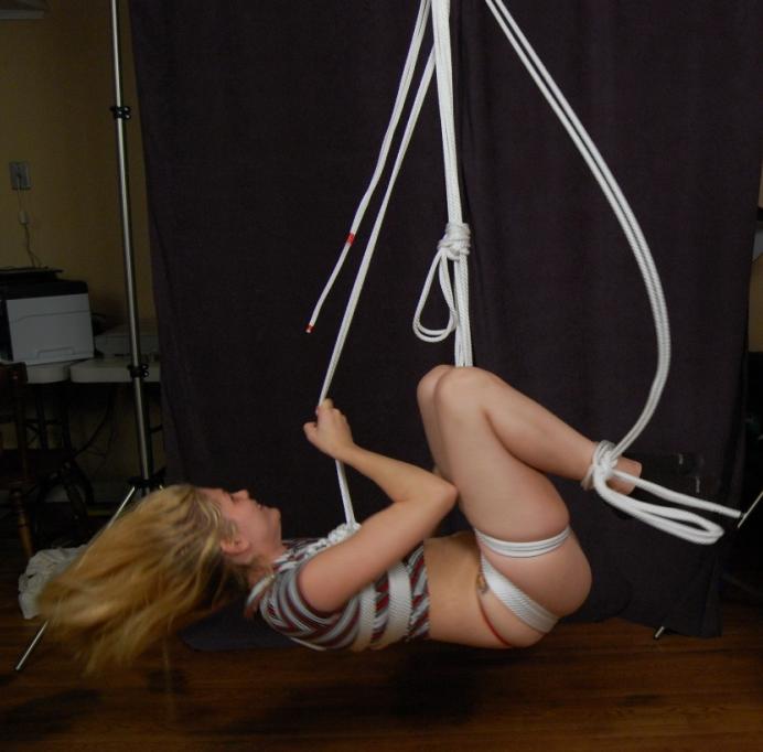 Suspension bondage photos