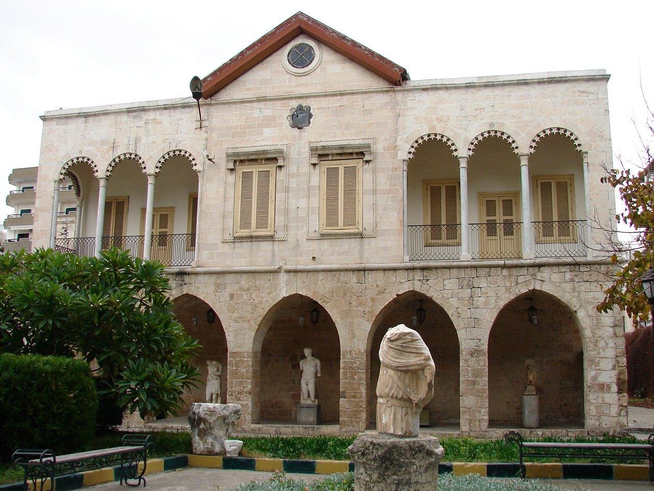 File:Museum of Latakia, Syria.jpg - Wikimedia Commons
