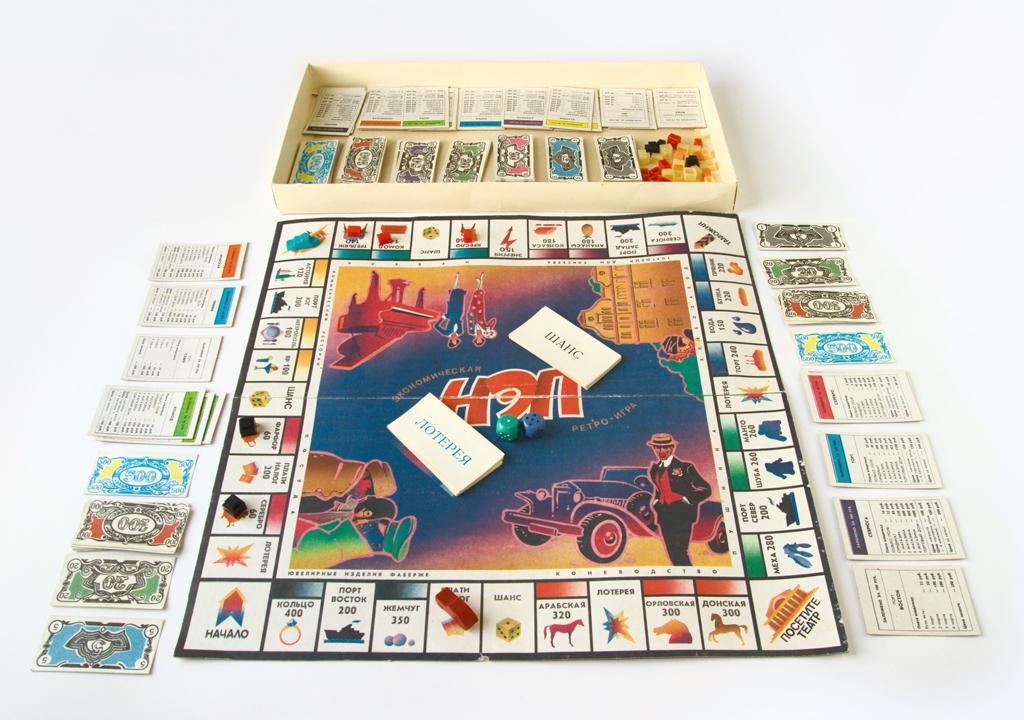 кооператив экономическая игра