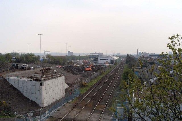 File:NIR Railcar Depot - geograph.org.uk - 346046.jpg