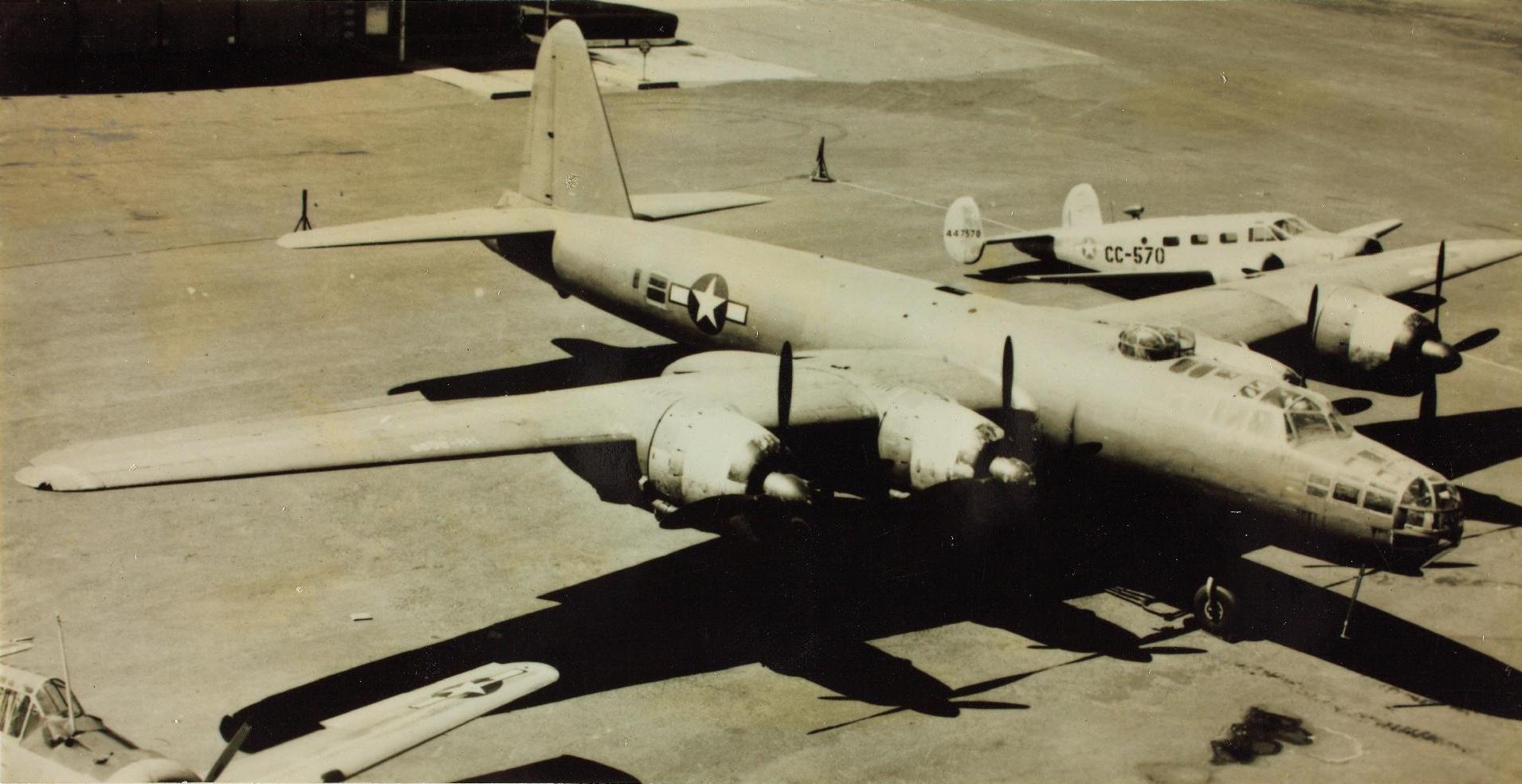 Nakajima G8N war booty.jpg