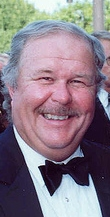 O actor estatounitense Ned Beatty, en una imachen de 1990.