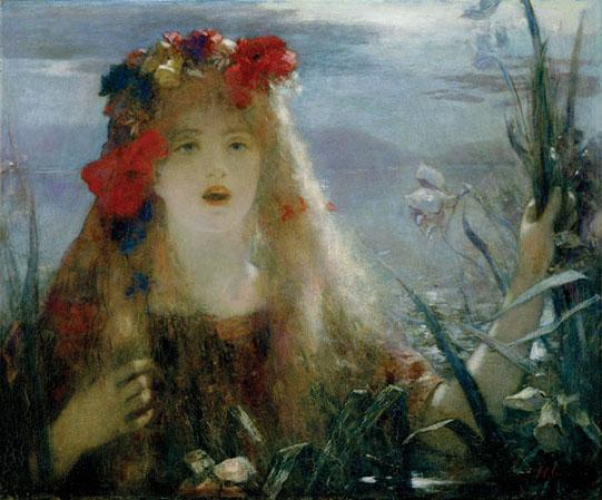 Ophelia Hamlet: File:Nellie Melba As Ophelia In Hamlet (opera)