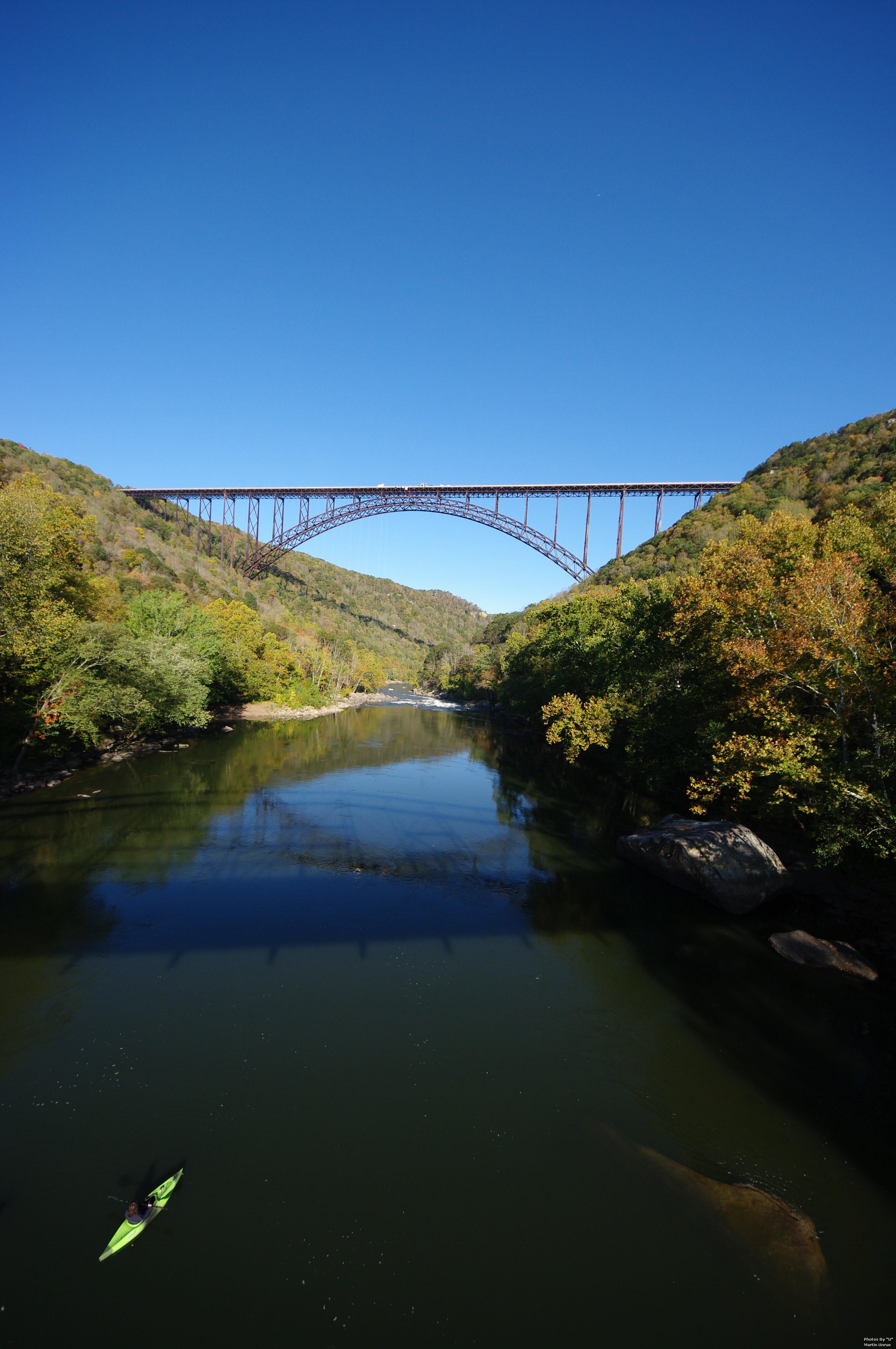 New River Bridge West Virginia Bridge West Virginia.jpg