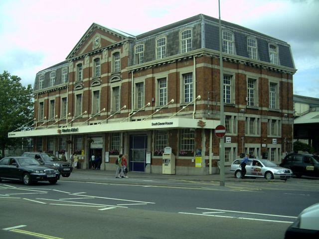 Newton Abbot (stacja kolejowa) – Wikipedia, wolna encyklopedia