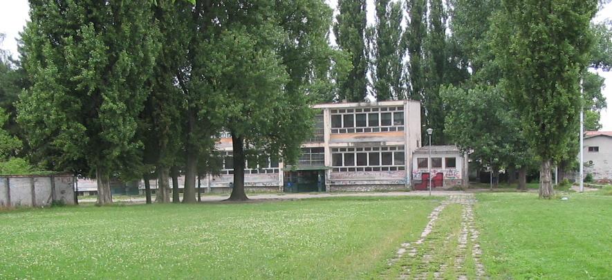 Nikola Tesla Elementary School Novi Sad