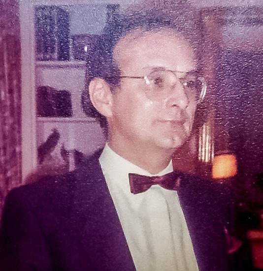 Mr Bernard NILLES en 1995