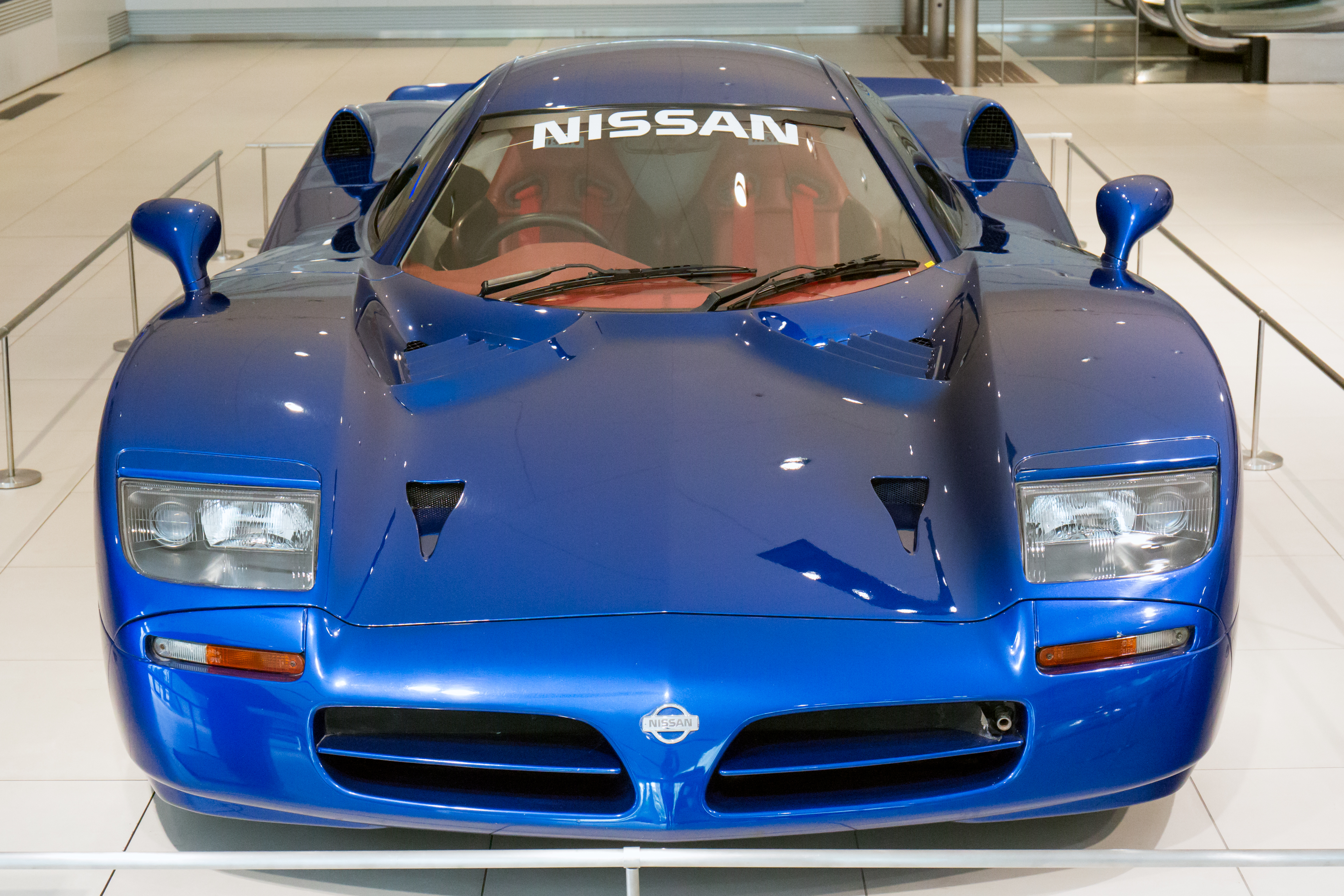 File Nissan R390 Gt1 Road Car Front 2017 Global Headquarters Gallery