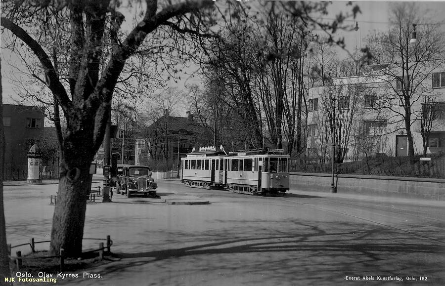 List of disused Oslo Tramway stations