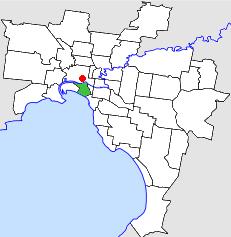 City of South Melbourne Local government area in Victoria, Australia