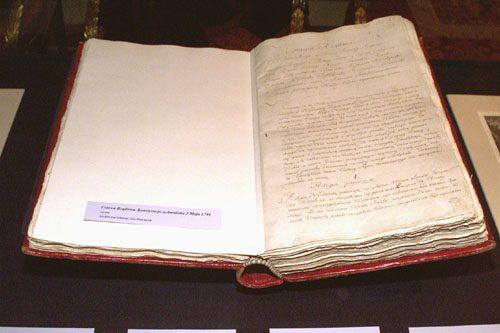 Grafika:Oryginal Konstytucji 3 maja.jpg